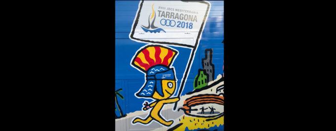 Jeux Méditerranéens (Tarragone – Espagne)
