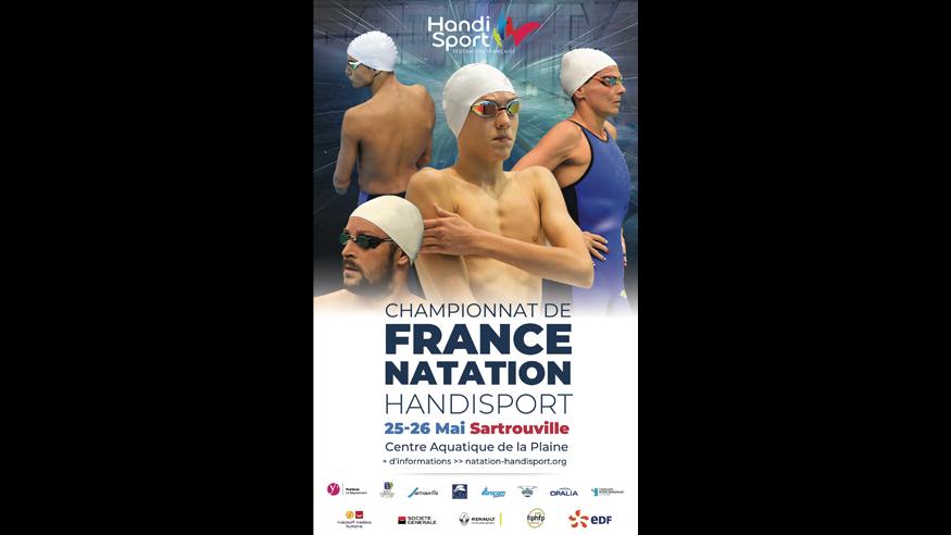 Championnat de France 50 m. – Sartrouville 2019