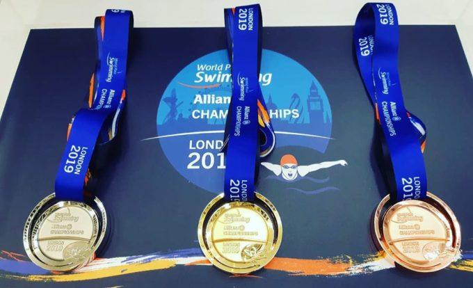 Championnats du monde Para Natation Londres 2019 :: J-1 :: Les Bleus ambitieux et déterminés à conquérir le Monde