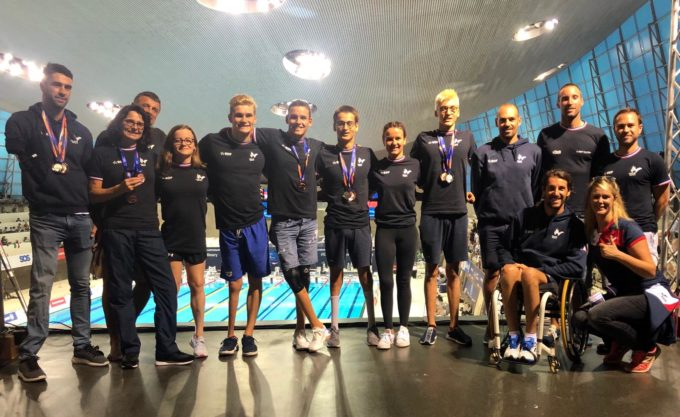 Championnats du monde Para Natation Londres 2019 :: Bilan