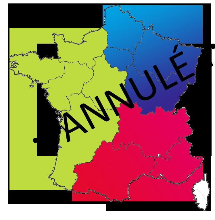 Championnats Inter-régionaux 2020 – ANNULE